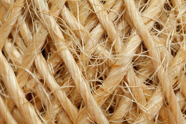 textilní vlákno