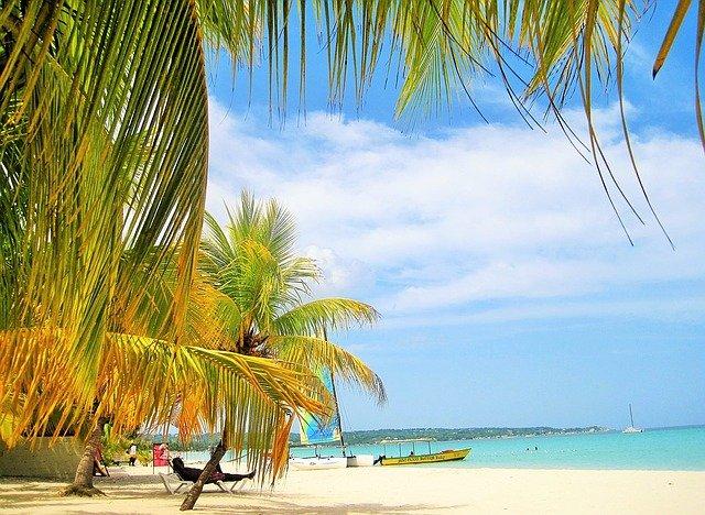 kouzelné pláže Jamajky