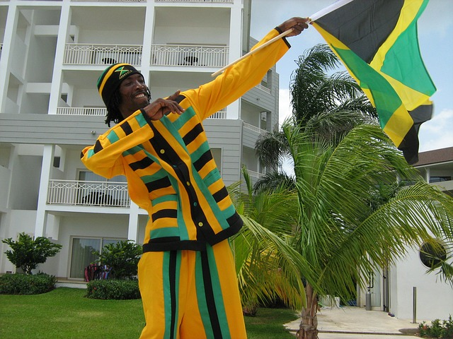 hrdý Jamajčan
