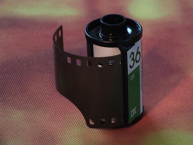 film do foťáku