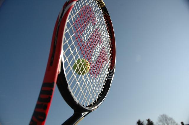 wilson tenisová raketa