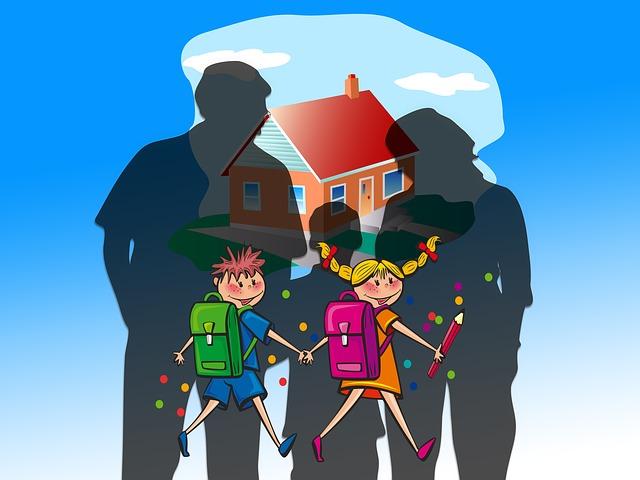 snění o domě pro rodinu