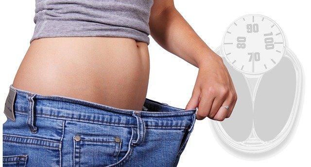 žena a váha