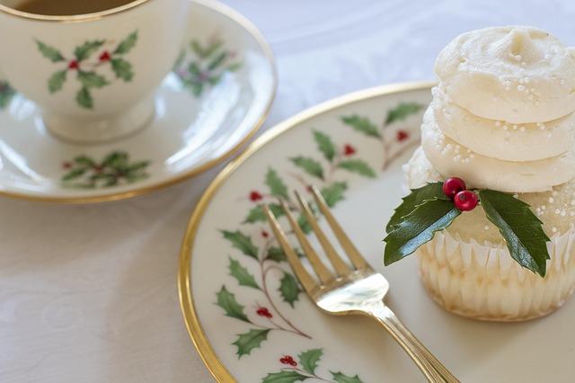 vánoční dezert
