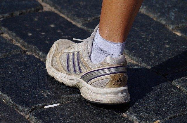 špinavá bota