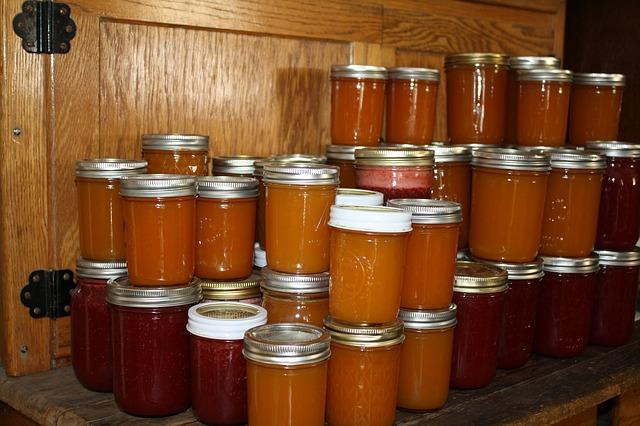 domácí marmelády