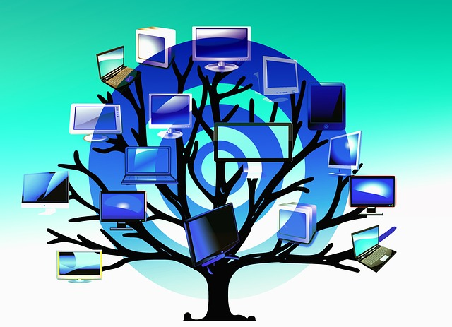 internet ve spojení s počítači